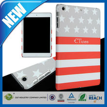 C&T Stylish Mobile Phone back soft pc cover for ipad air 2 smart hard case