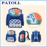 New promotional animal creative design school bag with low price