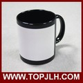 Hot selling colorful couple lovers' cup part color change mugs