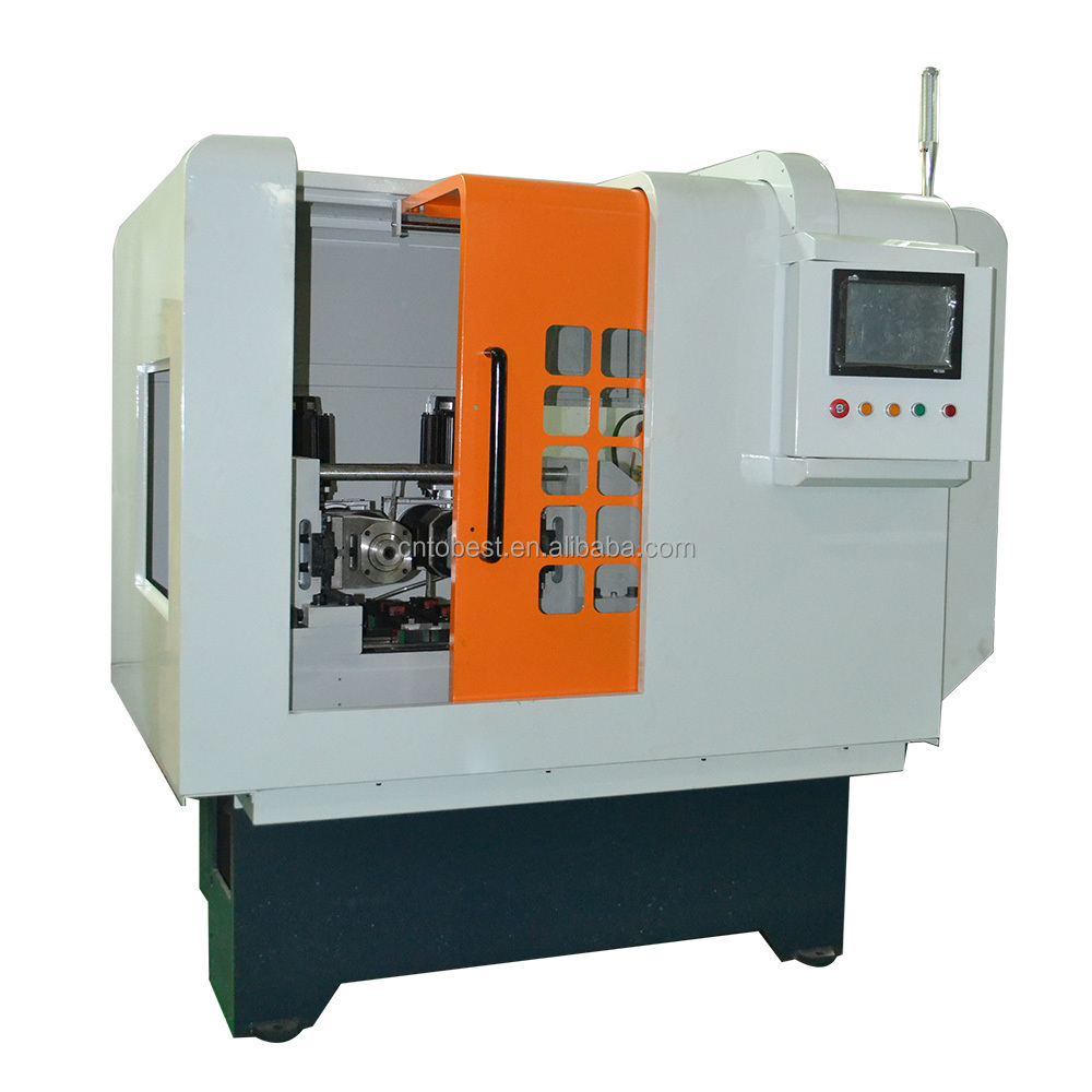 Thread roll forming machine high speed screw making machine