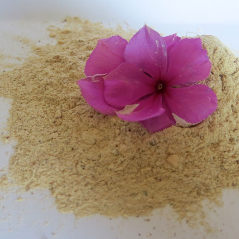 Organic Baobab Fruit Pulp Powder - FEED