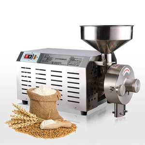 Rice chilli grinding flour mill machinery with fine price for sale in pakistan