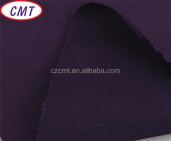 dark purple with pvc coated from CMT polyester fabric