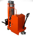 3 ton 3meter height auto Electric Stacker forklift