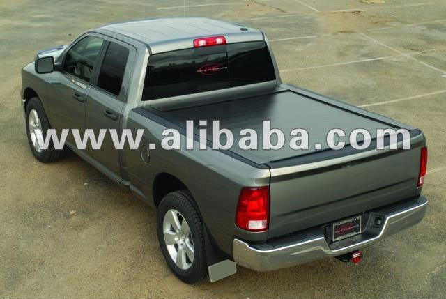 Pace Edwards Pick-up Roll Covers, Volkswagen Amarok, Extra Short Bed, Electric Bedlocker