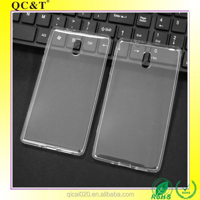 2017 Waterproof Soft Transparent TPU Case For Nokia N3 Mobile Phone Accessory Factory In China