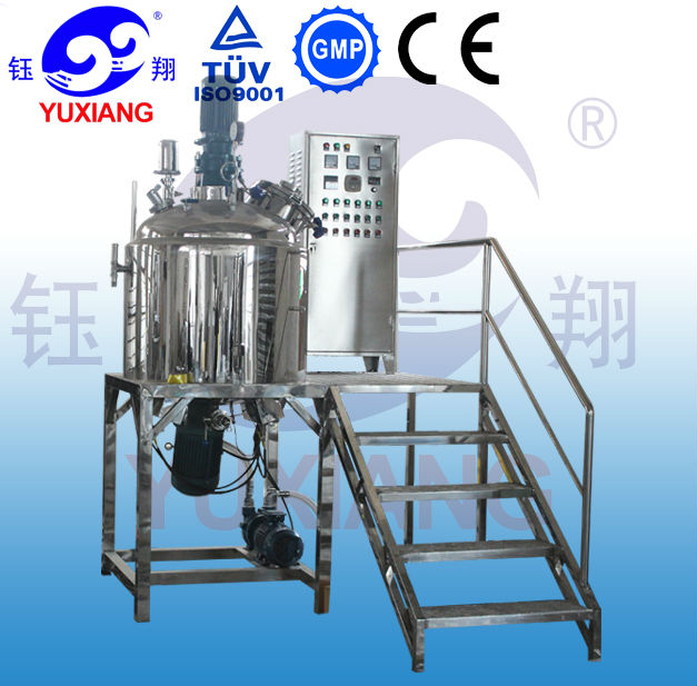 High quality latex paint mixing machines