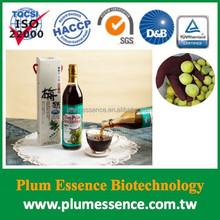 Reduce Cholesterol and high blood pressure, Ume Plum Concentrate, Food Nutrient Supplement