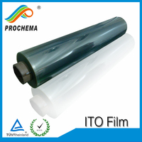 ITO PET Film For Flexible Solar Cell/OPV THC Conductive ITO Film