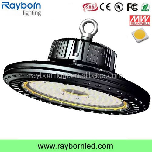 Factory Price Dimmable 100W 120W 150W 200W 250W Industrial UFO LED High bay light