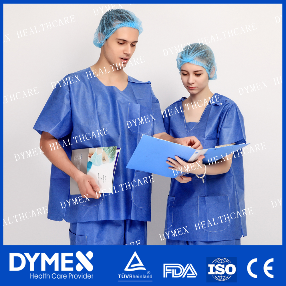 Medical SMS pyjamas/scrub suits