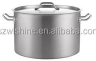 two handle cooking pot