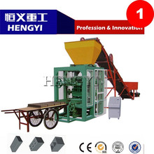 QT4-26/ Hot sale brick making machine in zambia/Factory price tiger stone brick laying machine/High Quality cement brick machine