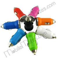 Cheapest Mini USB Car Charger for iPhone5, Wireless Car Charger for Tablet PC Universal