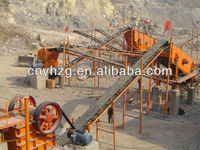 China high efficiency sand and stone production line