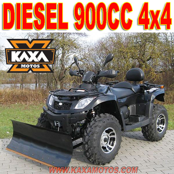 900cc Diesel Farm Equipment ATV 4x4
