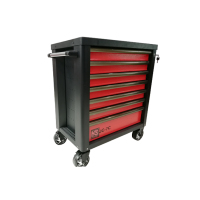 Reliable Quality Cabinet Box Metal Trolley With Tool Sets