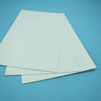 High Gloss Gel-coat Flat FRP Sheet For Wall / Floor Panel
