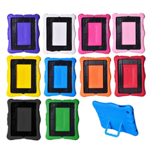silicone mobile phone stand case for ipad2/3/4,mobile phone stand case