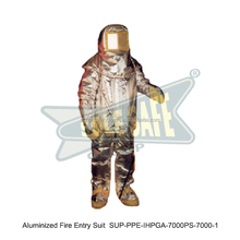 Aluminized Fire Entry Suit ( SUP-PPE-IHPGA-7000PS-7000-1 )