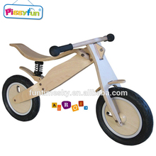 AT10115B Factory Direct 12 Inch Wooden Bicycle Bike For Children