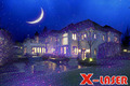 12 Pattern LED Landscape Light Waterproof Garden Lamp Projection Lighting for Halloween, Christmas, Holiday, Party