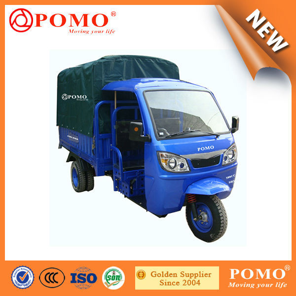 POMO-2015 New design low price Steel Horse SH30.2 semi-closed 250cc 3 wheeled motorcycle