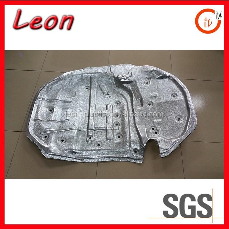 custom automobile engine heat insulation pad