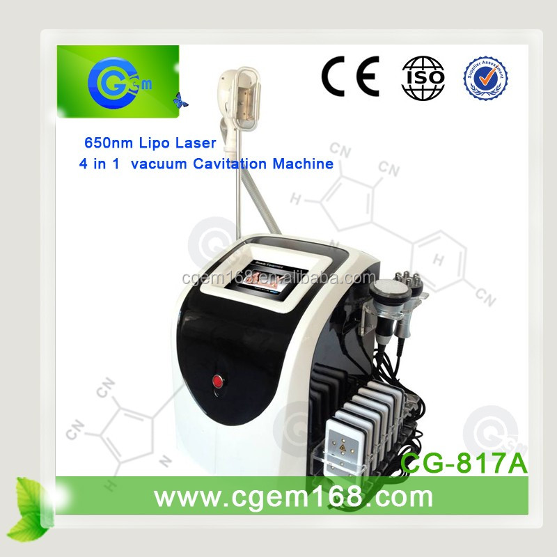CG-817A freeze the fat / fat cell apoptosis / buy cryolipolysis machine
