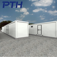 Eco containerized houses site 20ft container camp container office
