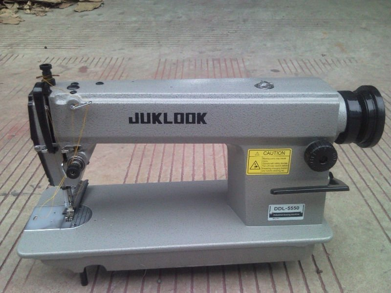 industrial lockstich sewing machine 5550