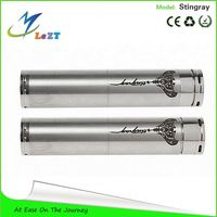 Yiloong 2014 new product mechanical mod , stingray mod china manufacturer 26650 mech mod alibaba china supplier