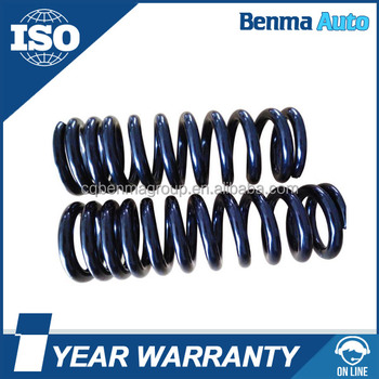 Chinese factory steel rear coil spring 33536773056 for Germany car