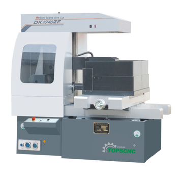 mental working cnc edm electric spark machine