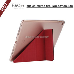 Flip leather case for ipad pro smart case wholesale for ipad pro 9.7 case