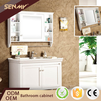 Alibaba Wholesale Hotel Motel Vanity Sets White Wash Oak Furniture