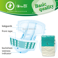 For elderly adult diaper nappies,good product care for your parents