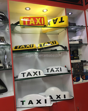 Waterproof Car Top Led Taxi LED Light Box for Advertising