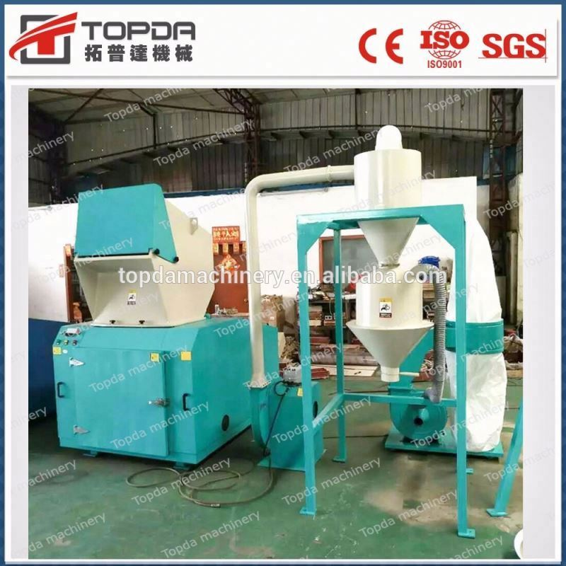 Plastic Recycle Crusher Machine/Plastic Crusher Laos