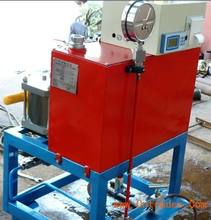 Skid Mounted Water Hydrostatic High Pressure Test Equipment Unit for Oi and Gas Christmas Tree Operation