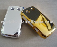 Colorful crystal case for blackberry(8900/9300) Electroplate