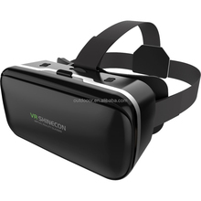 Wholesale Drop Shipping Headset,VR Glasses,3D <strong>Video</strong> Glassesith 360 panoramic lens,sight 400 degree