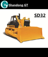 2016 lowest price and Most popular 320HP SD32 Shantui bulldozer price for sale