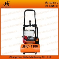 honda engine gx160 and spraying system strong shock tube new road roller price (JHC-1100)