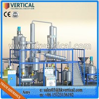 VTS-DP Machine Can Recycle The Cooking Vegetable Oil, Oil Refinery