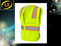 Reflective Safety Vest Pocket