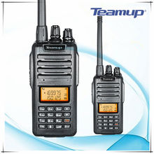 Teamup TX1 single band dual display ANI Code two way radio