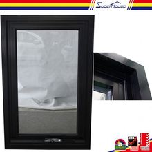double casement sash window comply with AS2047 made by China supplier