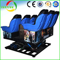 2016 popular 8 seats hot sale 5d cinema 5d theater auto cinema for sale