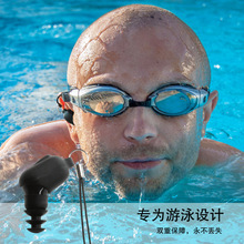 Factory Supply IPX8 Waterproof Mini Wireless Bluetooth Earbuds Special for Swimming Sports Stereo In ear Headphone